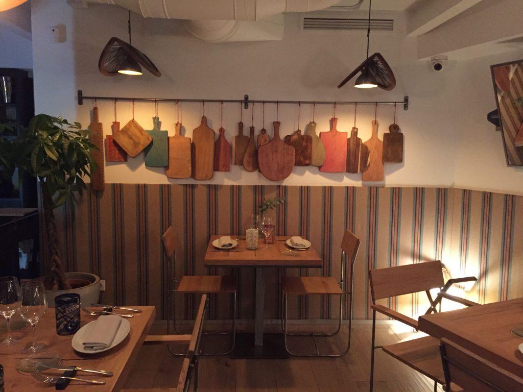 kulto restaurante madrid gastronomía