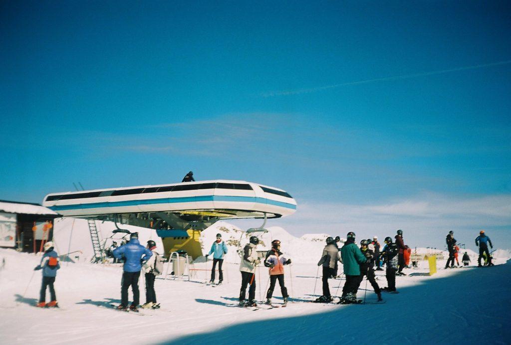 snowboard 35mm fotografía