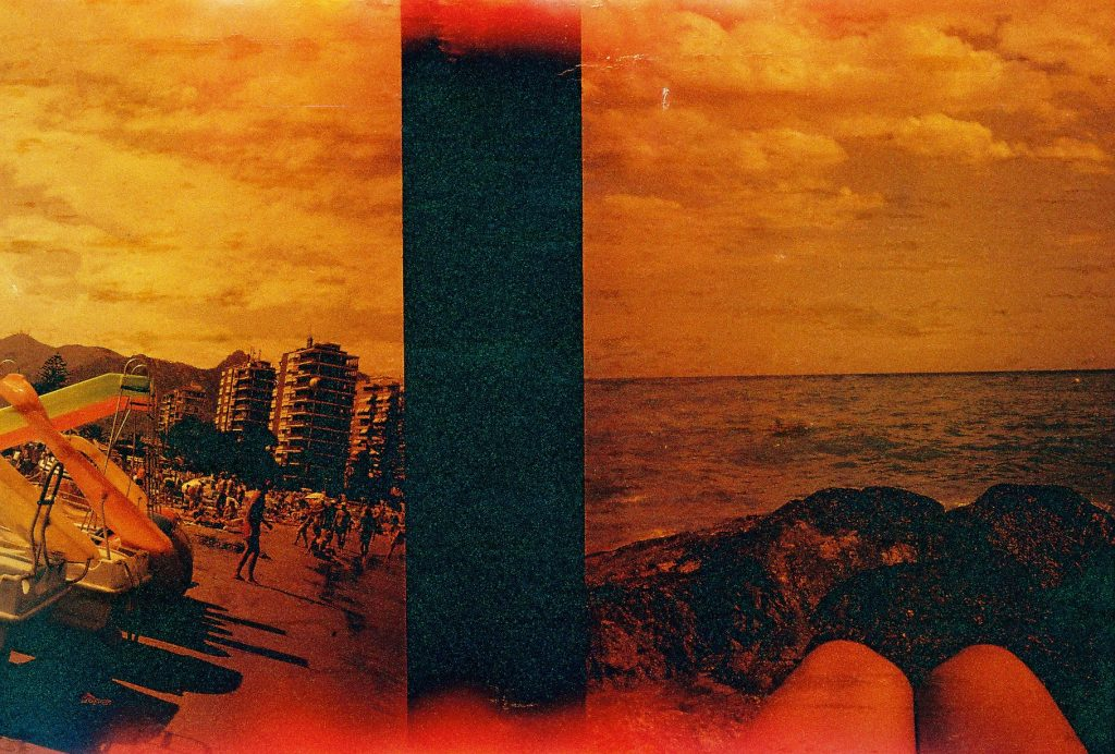 verano 35mm playa olympus