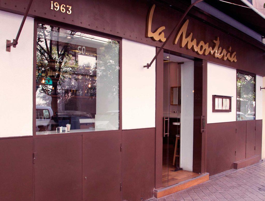 la montería madrid restaurante
