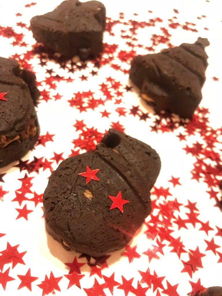 brownie receta navidad gastronomia