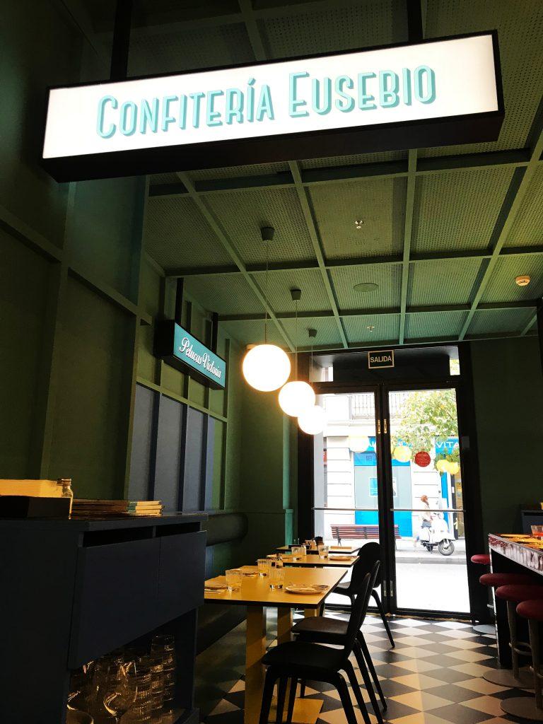 las chicas, los chicos y los maniquís gastronomia restaurante madrid