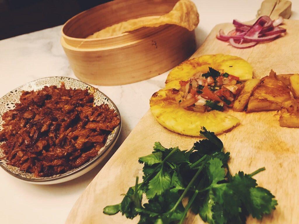cochinita pibil taco mexicano receta