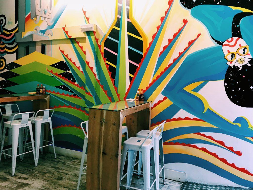 la lonchería madrid restaurante mexicano