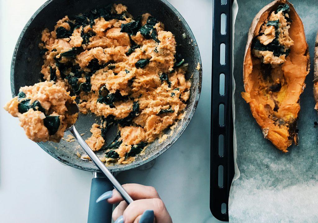 patatas dulces receta gastronomia recipe batata boniato