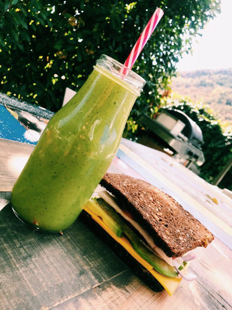 zumo detox receta verano juice