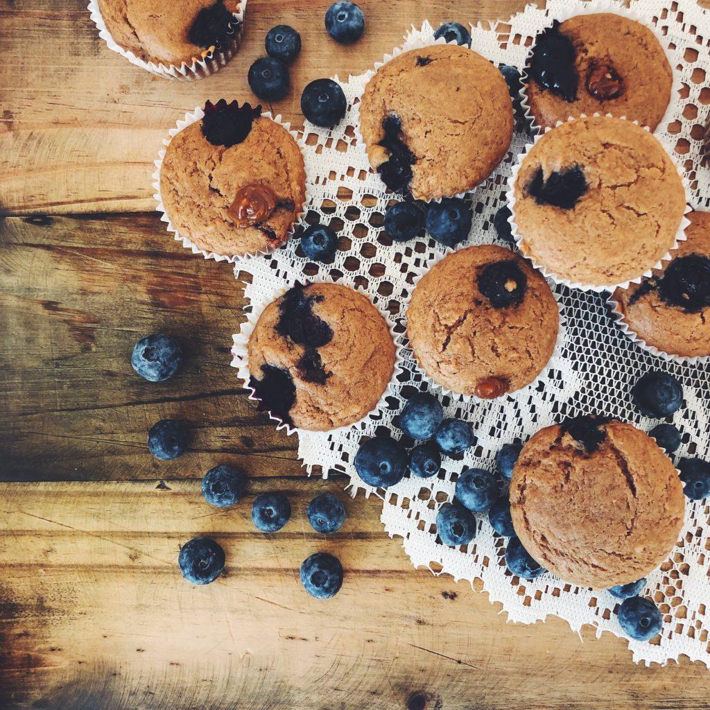 muffins-arandanos-dulce-de-leche-gastronomia-receta
