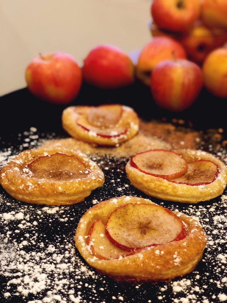 mini-tartas-manzana-gastronomia-receta-