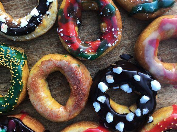 Súper receta navideña: donuts caseros especiados